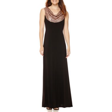 jcpenney.com | Jackie Jon Formal Gown W/Sequin Cowl