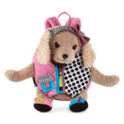 Poochie & Co. Play With Me Sadie Mini Backpack - Girls