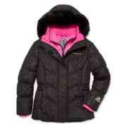 Zeroxposur® Long-Sleeve Sweetie Jacket - Girls 7-16