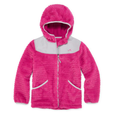jcpenney.com | Vertical 9 Comfy Fleece Jacket - Preschool Girls 4-6x