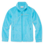 Columbia® 3 Lakes Fleece Jacket - Girls 4-16