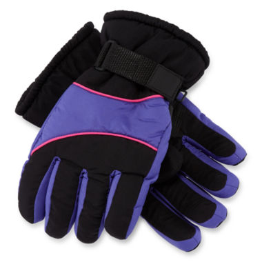jcpenney.com | Winter Proof® OPP Ski Gloves - Girls 7-16