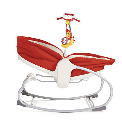 3-in-1 Rocker-Napper - Red 2nd Edition