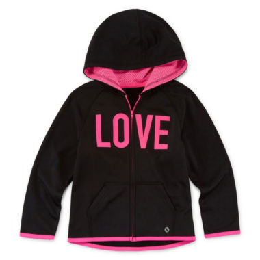 jcpenney.com | Xersion™ X Tech Zip-Up Hoodie - Preschool Girls 4-6x