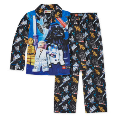 jcpenney.com | LEGO® Star Wars 2-pc. Pajama Set - Boys 4-12