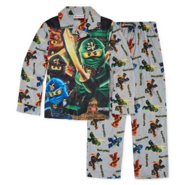 jcpenney.com | LEGO® Ninjago 2-pc. Pajama Set - Boys 4-12