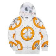 Star Wars: Force Awakens™ Long-Sleeve BB-8 Hoodie - Preschool Boys 4-7