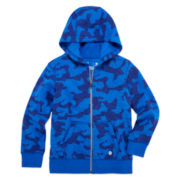 Xersion® Cotton Fleece Hoodie - Preschool Boys 4-7
