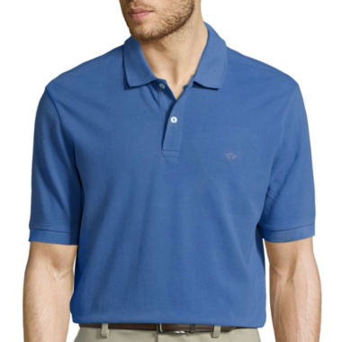jcpenney.com | Dockers® Soda Wash Pique Polo