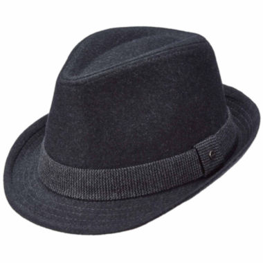jcpenney.com | Stetson Fedora with Tweed Band