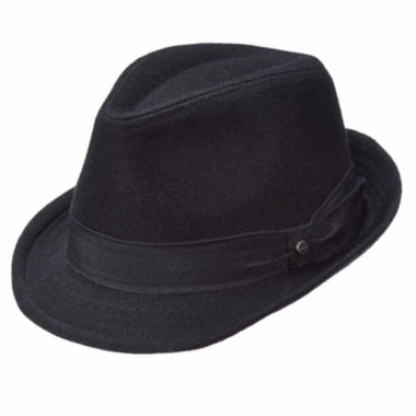 jcpenney.com | Stetson Black Wool Fedora