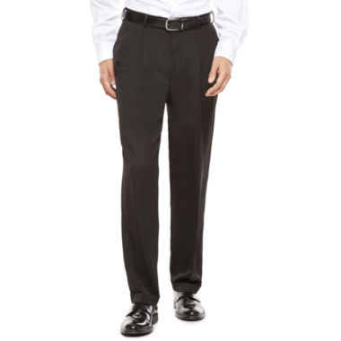 jcpenney.com | Savane Micro® Melange Pleated Pants