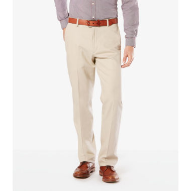 jcpenney.com | Dockers® Signature Stretch Flat Front Pants-Big & Tall
