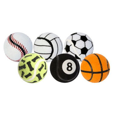 jcpenney.com | Animal Planet™ 6-pk. Pet Toy Tennis Balls