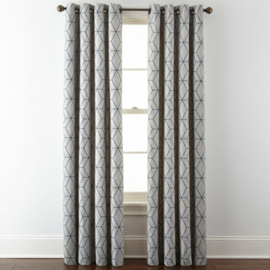 jcpenney.com | Studio™ Stellar Blackout Grommet-Top Curtain Panel