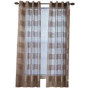 Sofia Grommet-Top Curtain Panel