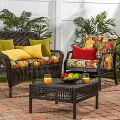 Outdoor Deep Seat Cushion Set Jcpenney
