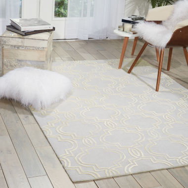 jcpenney.com | Nourison® Brussels Hand Tufted Rectangular Rug