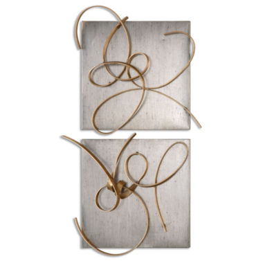 jcpenney.com | Set of 2 Harmony Wall Decoration