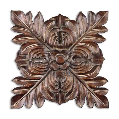 Four Leaves Plaque