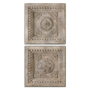 jcpenney.com | Set of 2 Auronzo Square Wall Hangings