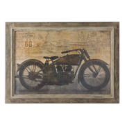 Ride Framed Wall Art