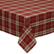 "Design Imports Campfire Plaid 60x84"" Tablecloth"