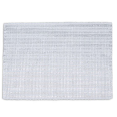 jcpenney.com | Design Imports Silver Metallic Stripe Set of 6 Placemats