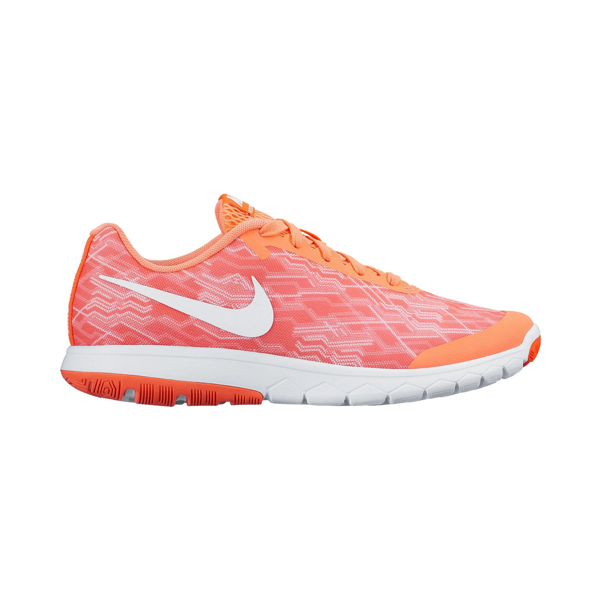 Nike Women's Orange Flex Experience RN5 Premium Running Shoes 844673-800 Sz 6.5