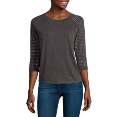 jcpenney.com | i jeans by Buffalo Bling Raglan Tee