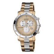 Drive from Citizen® Eco-Drive™ Womens Two-Tone Chronograph Watch FB1346-55Q
