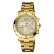 Drive from Citizen® Eco-Drive® Womens Gold-Tone Chronograph Watch FB1342-56P