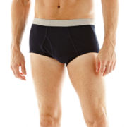 Stafford® 2-pk. Cotton Low-Rise Briefs