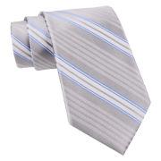Claiborne® Robinson Stripe Silk Tie