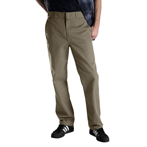 Dickies® Straight-Fit Stain-Release Pants