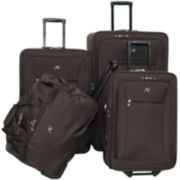 American Flyer Brooklyn 4-pc. Luggage Set