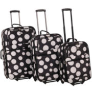 American Flyer Tokyo 3-pc. Luggage Set