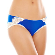 THE BODY Elle Macpherson Intimates Modal and Lace Hipster Panties