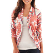 Eyeshadow Pattern Cardigan