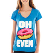 Donut Even Graphic Tee