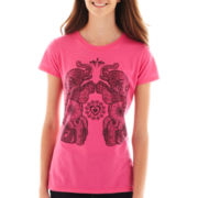 Elephant Graphic Tee