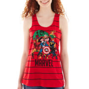 Marvel® Striped Tank Top