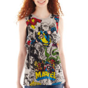 Marvel® Comics Graphic Tunic Tee