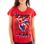Spiderman Graphic Tunic Tee