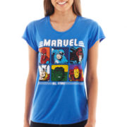 Freeze Marvel® Graphic Tunic Tee