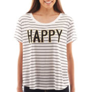 Fifth Sun Happy Graphic Tee