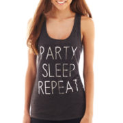 Fifth Sun Party Graphic Tank Top