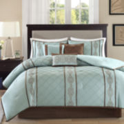 Madison Park Sandra 7-pc. Comforter Set