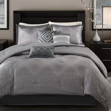 jcpenney.com | Madison Park Crawford 7-pc. Comforter Set
