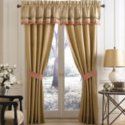 Croscill Classics® Evelien Pole-Top 2-Pack Curtain Panels